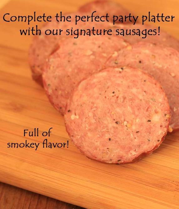 Pit Smoked Summer Sausage